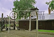 Auschwitz Camp Gates 0006