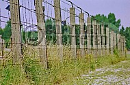 Dachau Barbed Wire Fence 0001