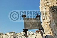 Kotel Torah Praying 044