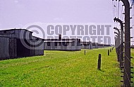Birkenau Camp Barracks 0009