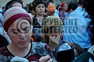 Kotel Women Praying 033