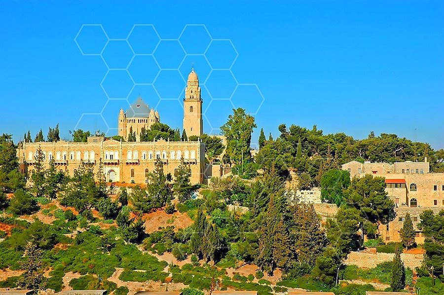 Jerusalem Mount Zion 004