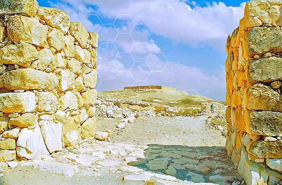 Tel Arad Gate 003