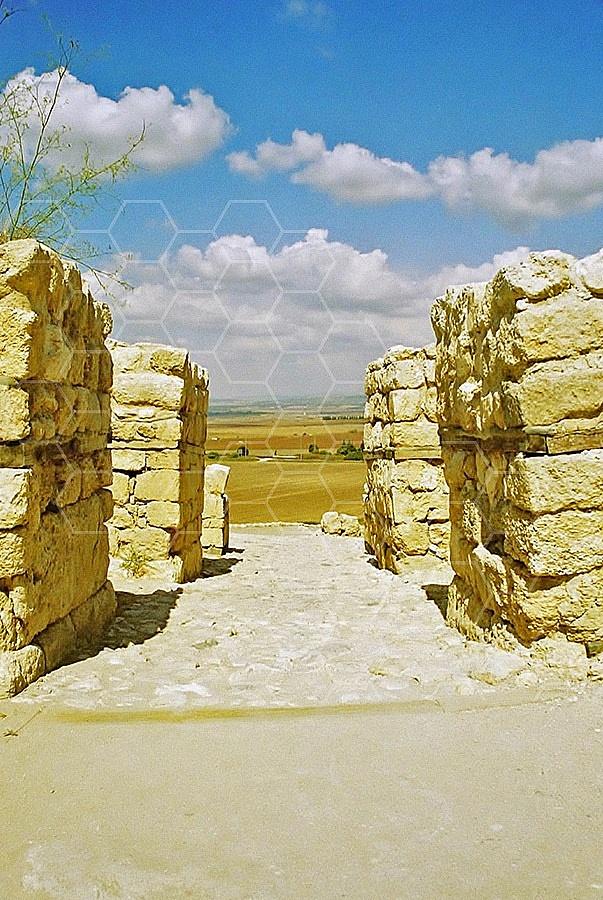 Tel Megiddo Gate 002