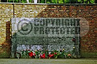 Auschwitz Execution Wall 0001