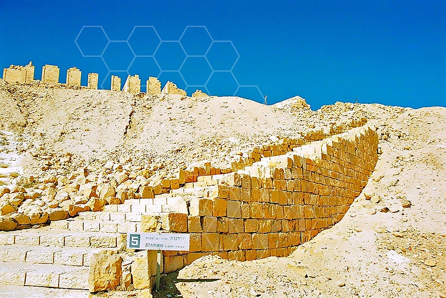 Nitzana Nabataean City 015