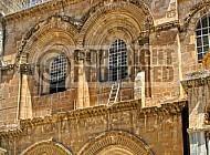Jerusalem Holy Sepulchre View 012