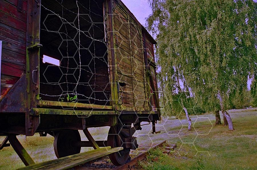 Nordhausen (Dora-Mittelbau) Transport Railway Car 0005