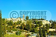 Jerusalem Mount Zion 007