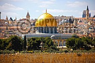Jerusalem Old City Dome Of The Rock 007