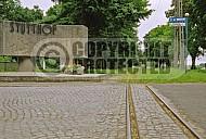 Stutthof Entrance Gate 0006