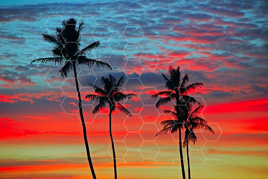 Hawaii Sunset 004