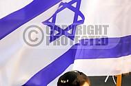 Israel Flag 032