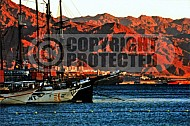 Eilat Red Sea and Mountains 0002