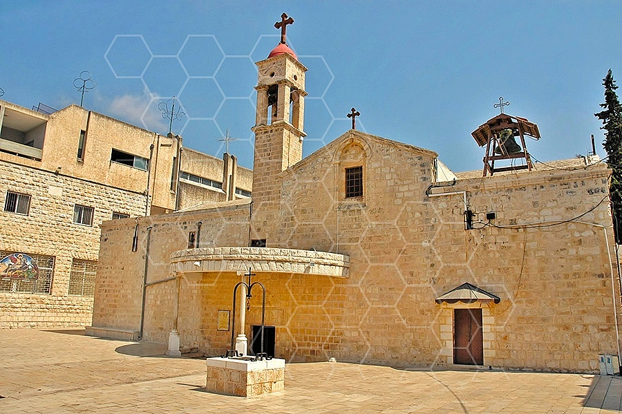 Nazareth Annunciation Church 002