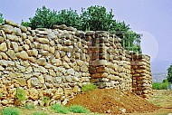 Tel Dan City Wall 002