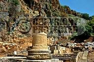 Banyas Caesarea Philippi 0005