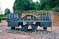 Natzweiler-Struthof Railway Wagon 0001