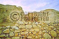 Tel Jericho City Wall 003