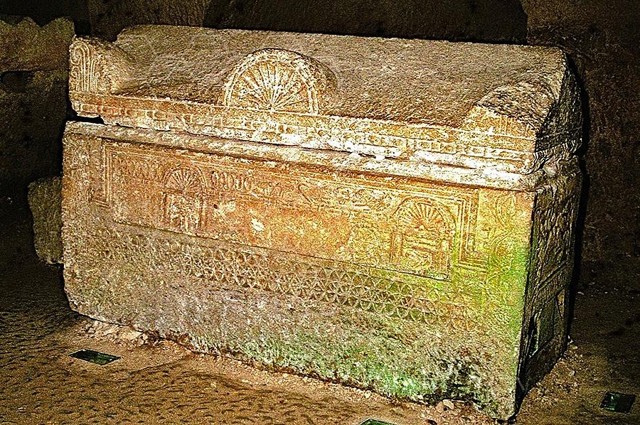 Beit She'arim Coffins 008