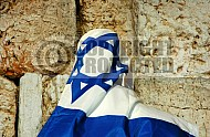 Kotel Man Praying 014