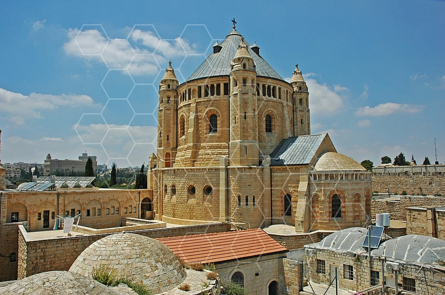 Jerusalem Dormition Abbey 0002