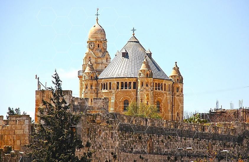 Jerusalem Dormaition Abbey 009
