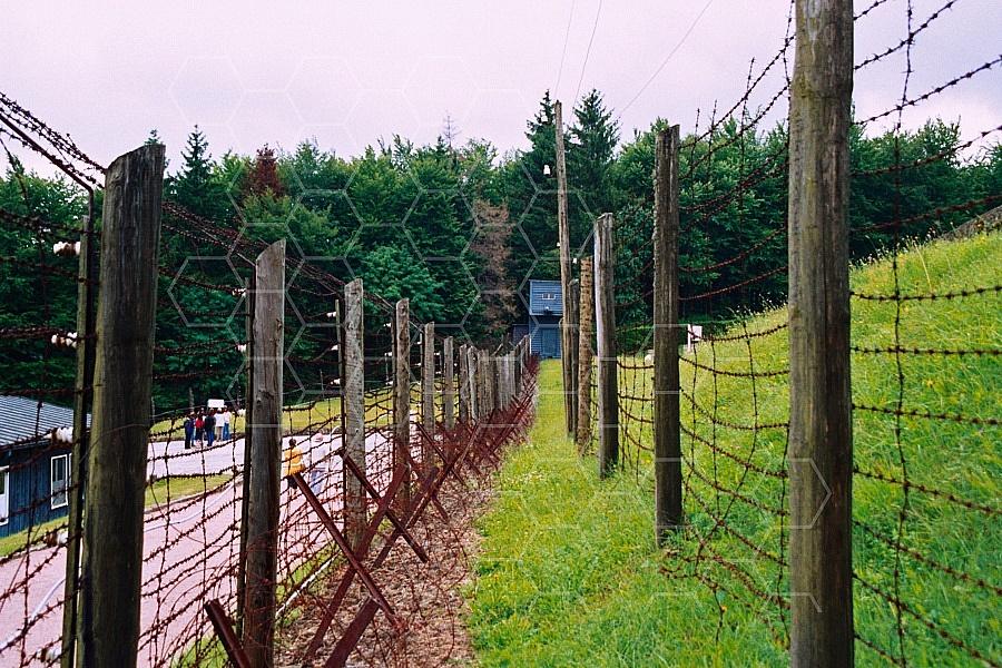 Natzweiler-Struthof Barbed Wire Fences 0005