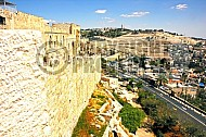 Jerusalem Old City  Walls 018