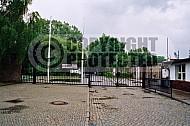 Sachsenhausen Entrance Gate 0006