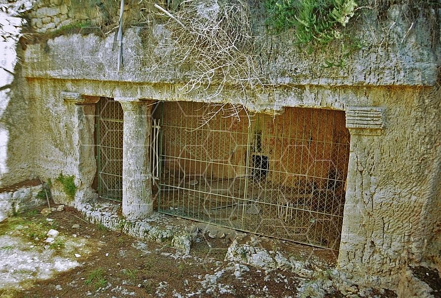 Sanhedrin Tombs 0006