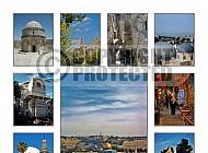 Jerusalem Photo Collages 025