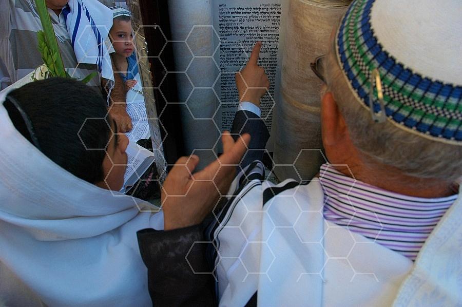 Torah Reading and Praying 0034