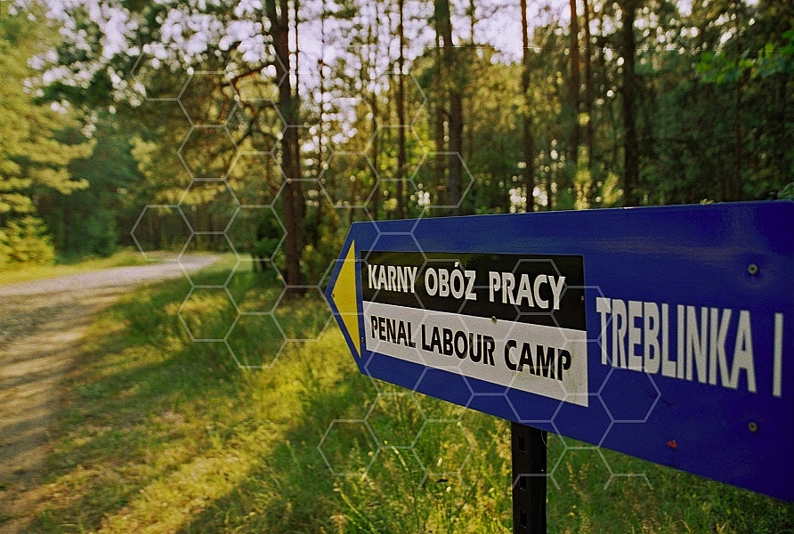 Treblinka Entrance To The Camp 0001