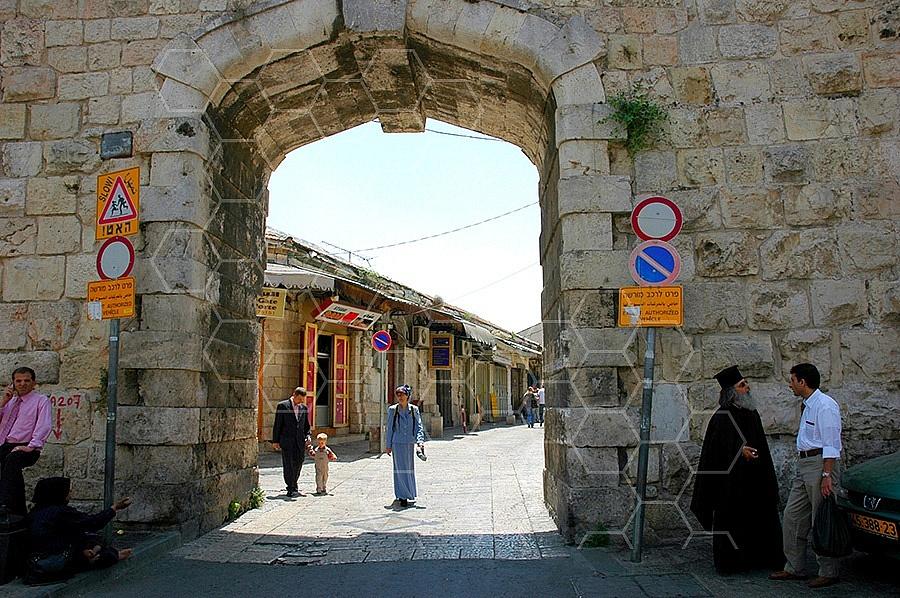 Jerusalem Old City New Gate 008