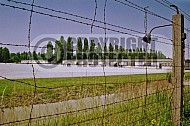 Dachau Barbed Wire Fence 0007
