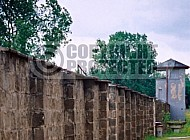 Sachsenhausen Camp Wall and Watchtower 0006