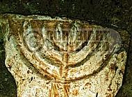 Beit She'arim Menorah 002