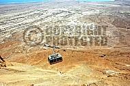 Masada Cable Car 001