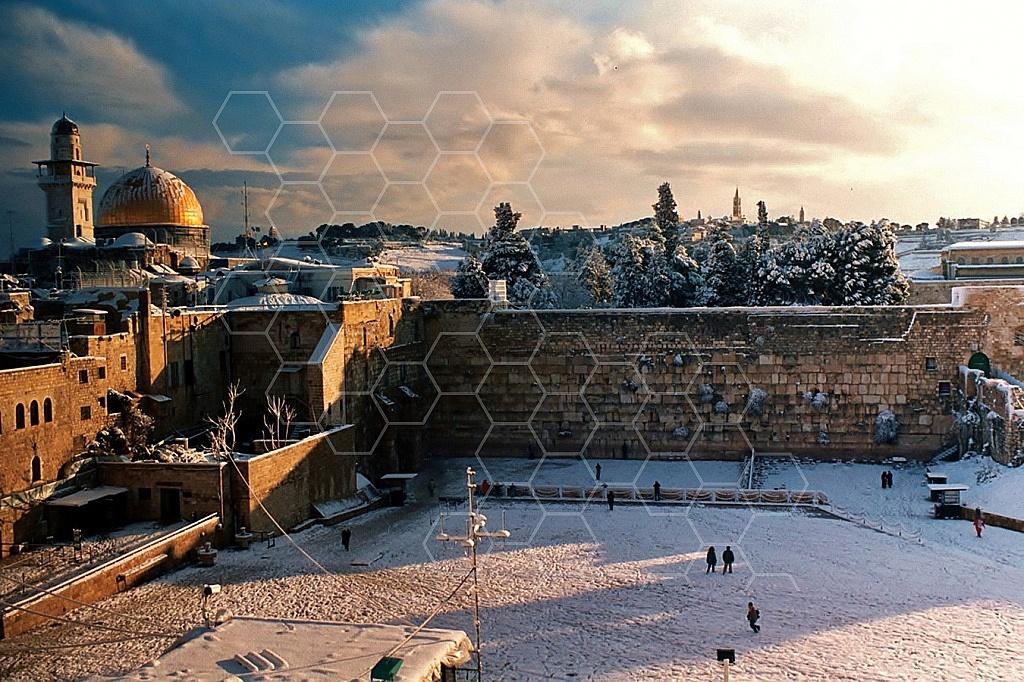 Jerusalem Snow 006