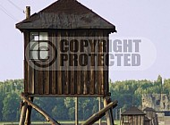 Majdanek Watchtower 0009