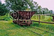 Neuengamme Railway Wagons 0001
