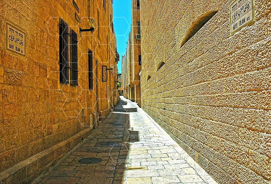 Jerusalem Old City Jewish Quarter 028