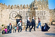 Jerusalem Old City Damascus Gate 007