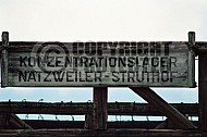 Natzweiler-Struthof Entrance Gate 0006