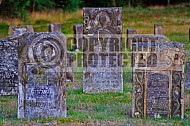 Chelmno Jewish Memorials in the Cemetery 0011