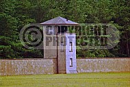 Sachsenhausen Camp Wall and Watchtower 0001