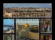 Jerusalem Photo Collages 022