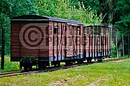 Stutthof Transport Railway Car 0010