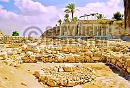 Tel Megiddo Altar 002